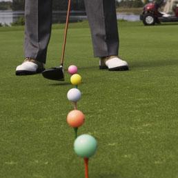 La pallina illegale spopola nel golf. Ecco che cos'è e perché sta diventando un business milionario (Corbis)