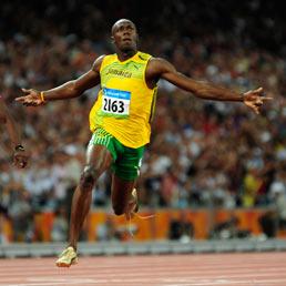 Così Bolt stabilirà il nuovo record sui 100 m (Reuters)