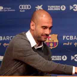 Pepe Guardiola. (Epa)