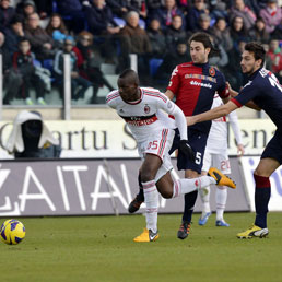 Partita Milan-Cagliari