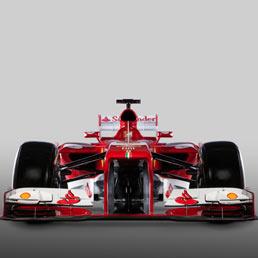 Uno scorcio della nuova F138