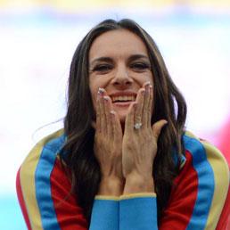 Atletica, Isinbayeva: legge anti-gay? Sono d'accordo con Putin, i russi sono normali - Mondiali di atletica, le foto più belle