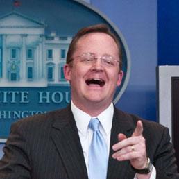 Facebook vuole assumere l'ex portavoce di Obama Robert Gibbs (Afp Photo - N.Kamm-foto di archivio)