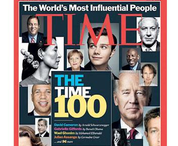 Le top 100 di Time