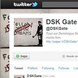 Iniziato su twitter lo Strauss-Kahn gate