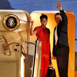 Obama sbarca oggi a Dublino. E gli irlandesi «scoprono» i legami di parentela della famiglia O'Bama