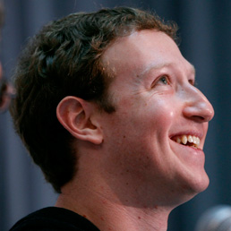 Mark Zuckerberg al Life Sciences Breakthrough Prize di San Francisco (Reuters)