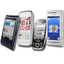 Traffico dati: Android esoso, BlackBerry risparmioso