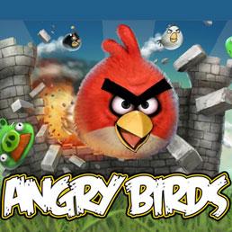 Il gioco Angry Birds debutta su Facebook