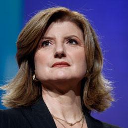 Arianna Huffington (Reuters)