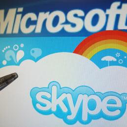 Perché Microsoft vuole Skype (Epa)
