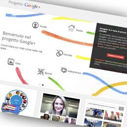 Le aziende italiane entrano su Google+: primi passi nel social network