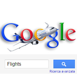 Scegliere i voli con Google
