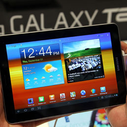 Apple vince la causa contro Samsung in Germania. Stop alla vendita dei tablet