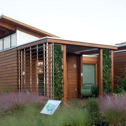 La casa ecologica sembra una farfalla il sole 24 ore - Progetto casa ecologica ...