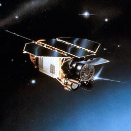 Il satellite tedesco Rosat (AP)