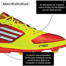 pretty nice e8d0f 8b925 Lha calzata in settembre, e in veste di tester deccezione nel corso di  una partita di esibizione anche Lionel Messi, il fenomeno del Barcellona  già due ...