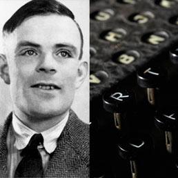 La macchina Enigma di Turing
