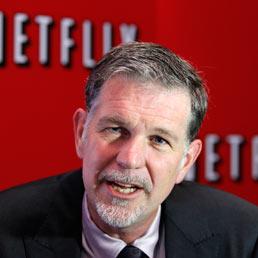 Reed Hastings, 52 anni, fondatore di Netflix. (Reuters)