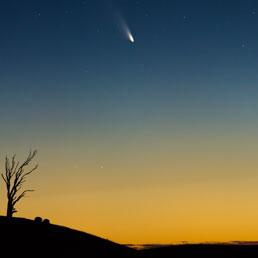 Conto alla rovescia per la cometa