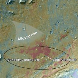 Su Marte la vita è stata possibile: lo rivelano i campioni di sottosuolo inviati da Curiosity