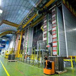Trovato ai laboratori del Gran Sasso un neutrino che cambia