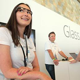 I Google Glass alla prova del citizen journalism: negli Stati Uniti registrano una cattura in diretta