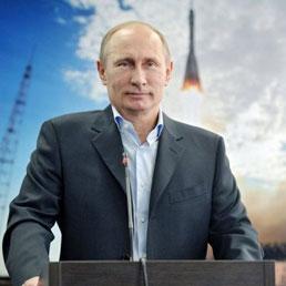 Una della piattaforme di lancio oggi usate dalla Russia, a Baikonour in territorio Kazako