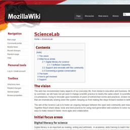 Mozilla vuole una scienza aperta e digitale