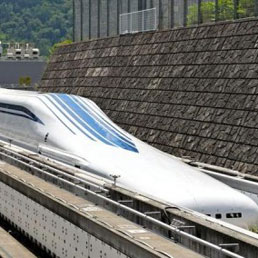Il Giappone sperimenta un treno da 500 Km/hIl Giappone sperimenta il treno-proiettile. Verso i 500 km all'oraIl Giappone sperimenta un treno da 500 Km/hIl Giappone sperimenta un treno da 500 Km/hIl Giappone sperimenta un treno da 500 Km/hIl Giappone sperimenta un treno da 500 Km/h