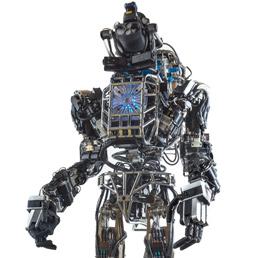 La sfida del super robot che cammina e sale le scale - Foto - Video