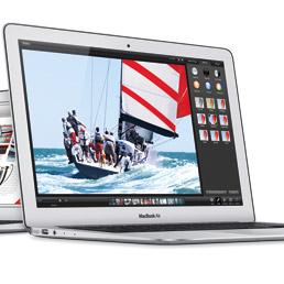 Il nuovo MacBook Air vince la sfida della batteria