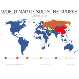 Facebook primo al mondo: per i big la frontiera è l'internet mobile