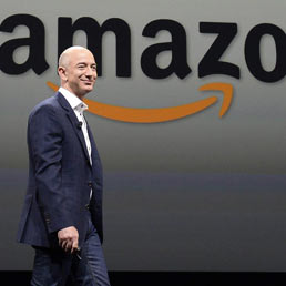 Jeff Bezos, Ceo Amazon (Ansa)