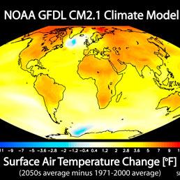 Una ricerca sostiene che il riscaldamento globale porterà violenza