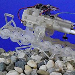 Ecco Star, l'insetto-robot realizzato interamente con una stampante 3D