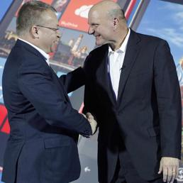 Microsoft compra i cellulari di Nokia per 7,17 miliardi di dollari - C'era una volta l'Europa della tecnologia - La mail di Ballmer ai dipendenti