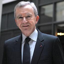 Bernard Arnault (AFP Photo)