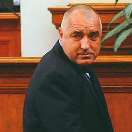 Il dimissionario premier bulgaro, Boiko Borisov (Reuters)