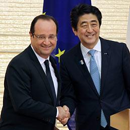 Hollande: L'Abenomics una buona notizia. Facciamolo in EuropaHollande: «L'Abenomics andrebbe esportata in Europa» Hollande: L'Abenomics una buona notizia. Facciamolo in EuropaHollande: L'Abenomics una buona notizia. Facciamolo in EuropaHollande: L'Abenomics una buona notizia. Facciamolo in EuropaHollande: L'Abenomics una buona notizia. Facciamolo in Europa