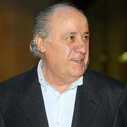 Amancio Ortega Gaona (AFP Photo)