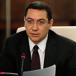 Elezioni in Romania, trionfa il centrosinistra. Ponta: pronto a guidare il Governo. Nella foto Victor Ponta (Reuters)
