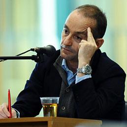 Ciancimino resta in carcere, il gip convalida l'arresto. Nella foto Massimo Ciancimino (Ansa)