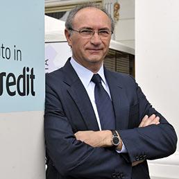 L'amministratore delegato di Unicredit, Federico Ghizzoni