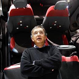 Nella foto il manager italo-canadese, Sergio Marchionne