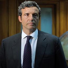 Riccardo Monti, presidente dell'Ice