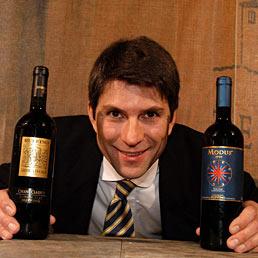 Ruffino parla americano: cessione del marchio a Constellation Brands. Nella foto Adolfo Folonari conte Ruffino (Imagoeconomica)
