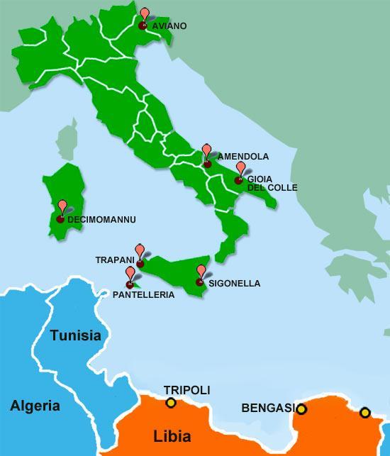 Libia Italia Cartina.Scontro Italia Francia Sulla Libia Frattini Senza Nato Comando Nazionale Separato Obama Noi Garanti Il Sole 24 Ore