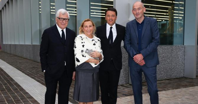 (Getty Images for Fondazione Pra)