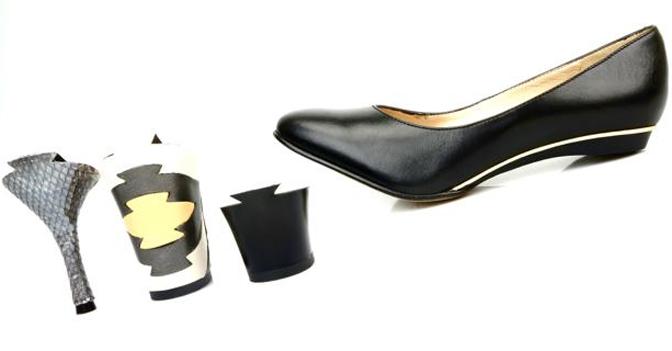 Scarpe Tacchi Intercambiabili